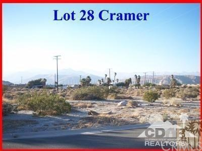 Land for Sale at 22 Cramer Street 22 Cramer Street Palm Springs, California 92262 United States