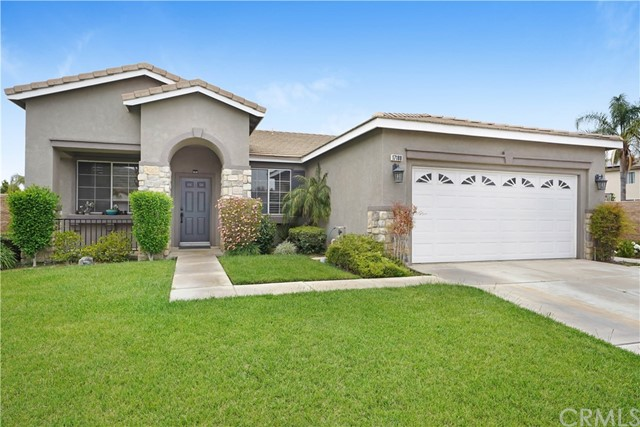 Detail Gallery Image 1 of 22 For 17188 Volante Ct, Fontana,  CA 92337 - 3 Beds | 2 Baths