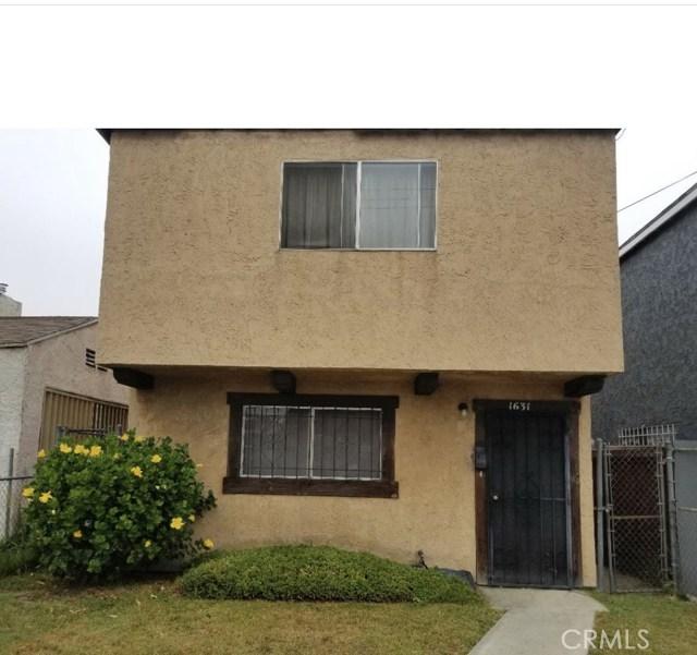 1631 114th  Los Angeles CA 90059