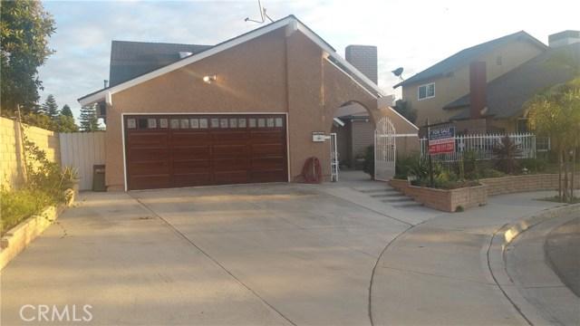 6190 Nauru Street Cypress, CA 90630 - MLS #: DW17157479