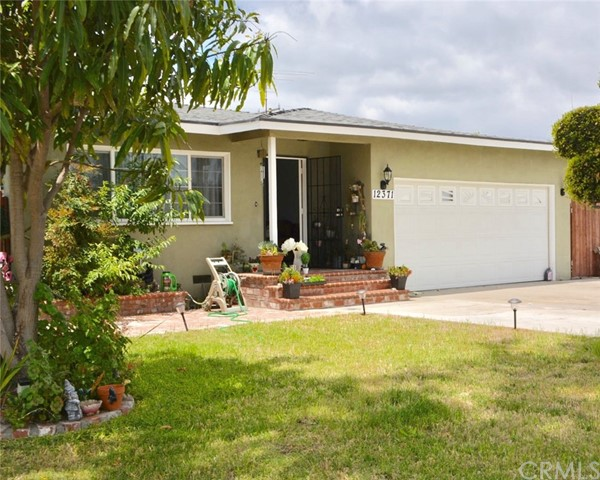 Single Family Home for Sale at 12371 Elmwood Street Garden Grove, California 92840 United States