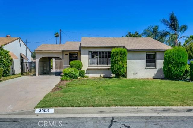 3008 Eisenhower Avenue, Arcadia, CA 91006