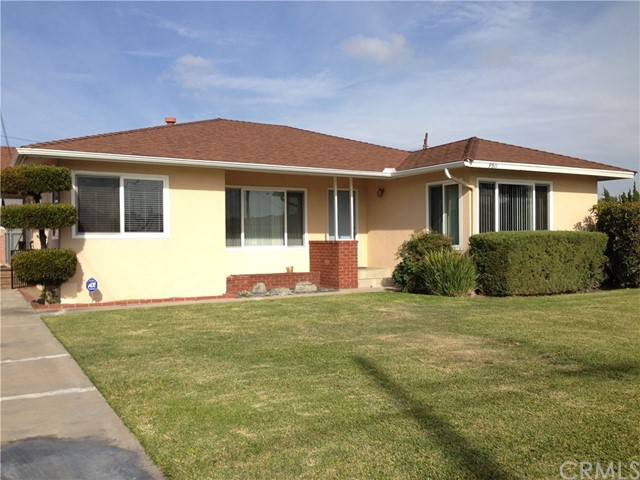 Single Family Home for Rent at 9511 Hazard Avenue Westminster, California 92683 United States