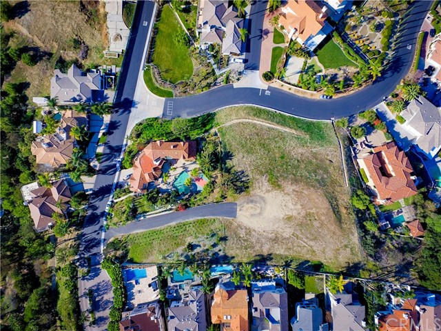 Land for Sale at 6365 E Hillsgate Anaheim Hills, California United States