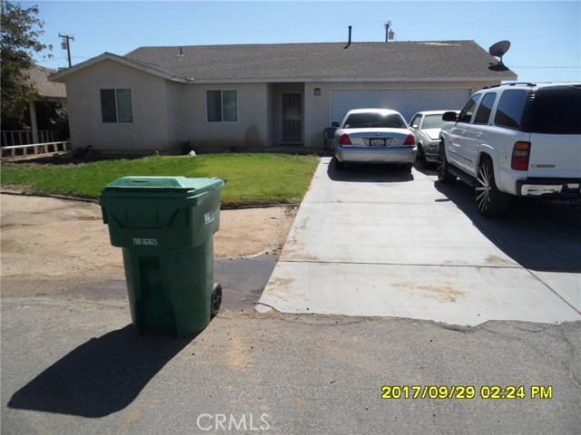 Casa Unifamiliar por un Venta en 5 Various addresses California City, California 93505 Estados Unidos