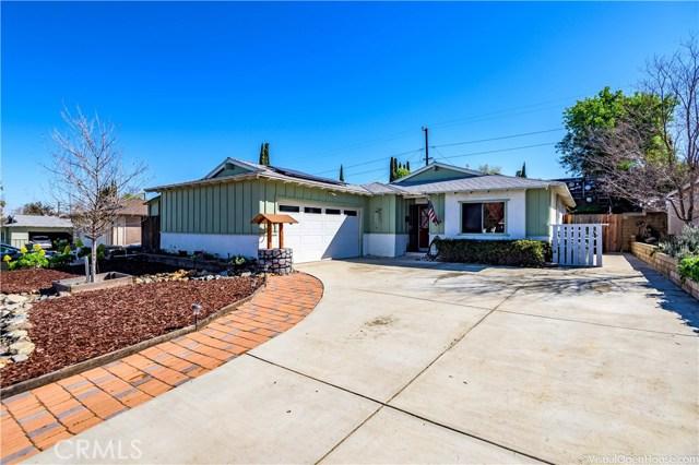 1701 Rainbow Ridge Street, Corona, California