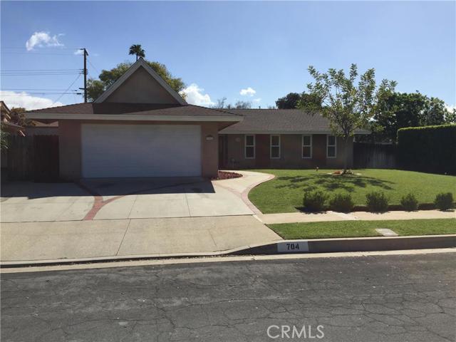 704 North Hatfield Avenue San Dimas CA  91773