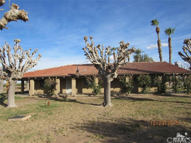 Single Family Home for Rent at 1143 8th Avenue Blythe, California 92225 United States