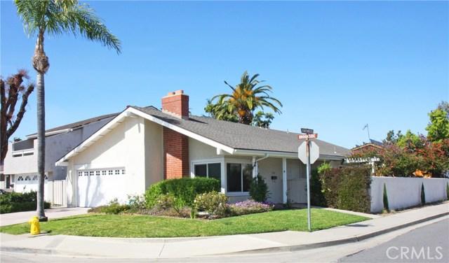 4341 Brookside Street  Irvine CA 92604