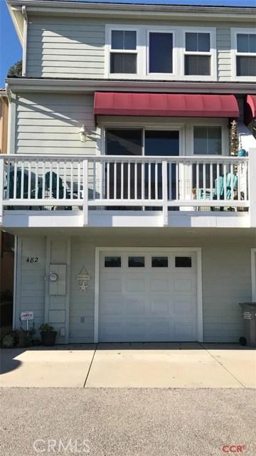 482 Stimson Avenue, Pismo Beach, CA 93449