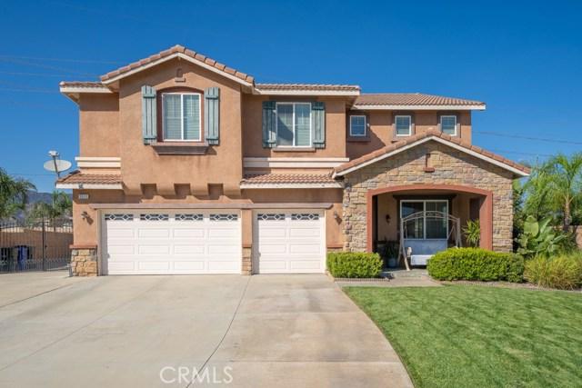 5511 Coralwood Place, Fontana, California