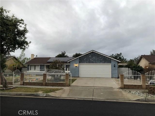 1421 Frances Street,Redlands,CA 92374, USA