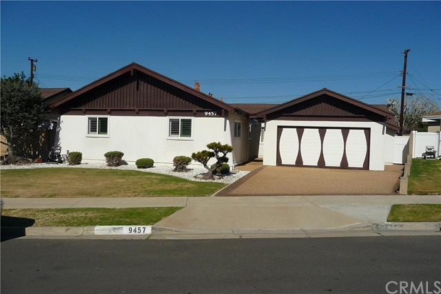 Single Family Home for Sale at 9457 Gull St Fountain Valley, California 92708 United States