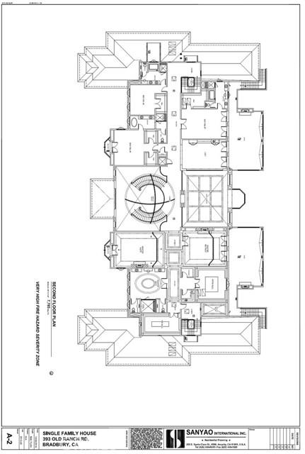 Casa Unifamiliar por un Venta en 393 Old Ranch Road Bradbury, California 91008 Estados Unidos