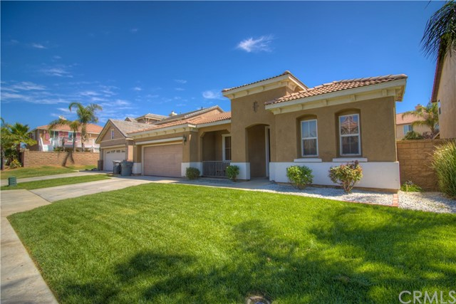 1901 El Nido Avenue, Perris, California