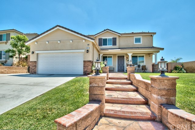 Single Family Home for Sale at 1511 Sandy Hill Drive Calimesa, California 92320 United States