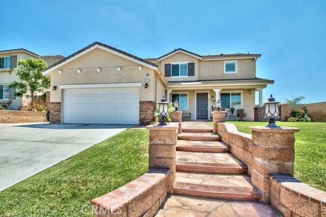 Casa Unifamiliar por un Venta en 1511 Sandy Hill Drive Calimesa, California 92320 Estados Unidos