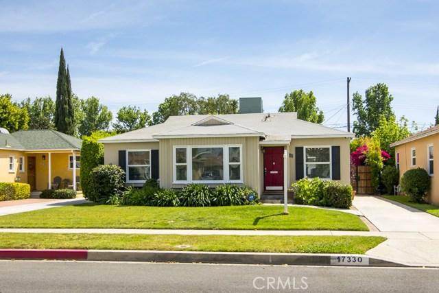 Single Family Home for Sale at 17330 Hamlin Street Lake Balboa, California 91406 United States