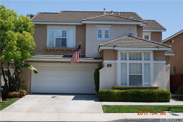 Single Family Home for Rent at 26 Pierremont Aliso Viejo, California 92656 United States