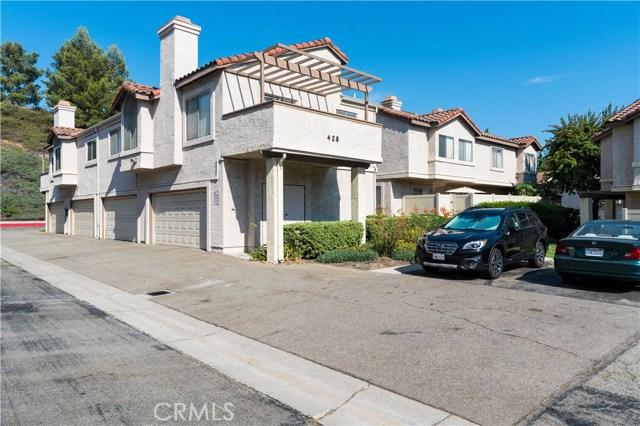 428 Golden Springs Drive Unit F Diamond Bar, CA 91765 - MLS #: WS18191107