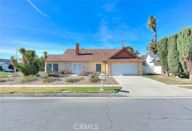 1334 N Pampas Avenue, Rialto, California