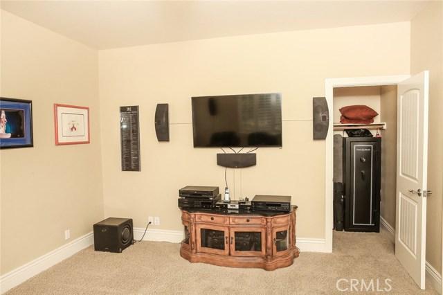 Bedroom 4- Plush carpeting. Walk- in closet with \