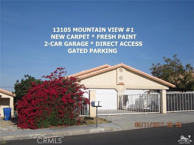 Condominium for Rent at 13105 Mountain View Rd Desert Hot Springs, California 92240 United States