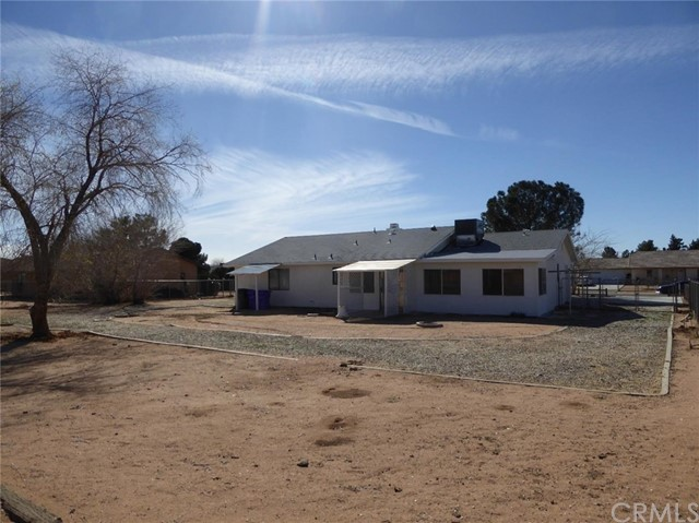 12787 Algonquin Road Apple Valley, CA 92308 - MLS #: CV18055422