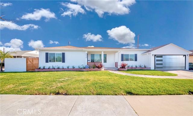 4620 Darien Street, Torrance, California 90503, 4 Bedrooms Bedrooms, ,3 BathroomsBathrooms,Single family residence,For Sale,Darien,SB21040990