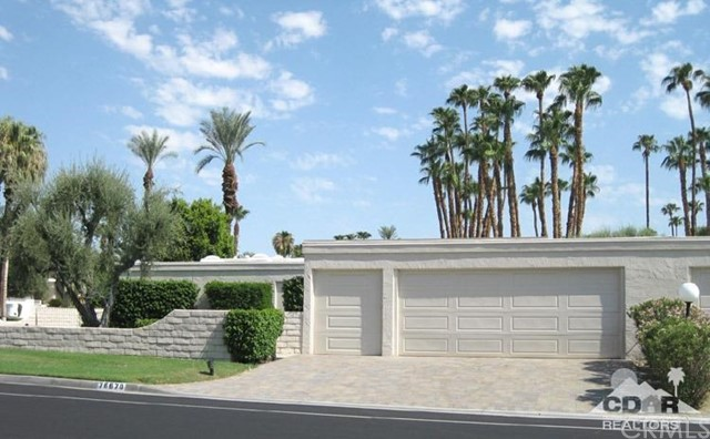 Condominium for Sale at 76670 Iroquois Drive 76670 Iroquois Drive Indian Wells, California 92210 United States