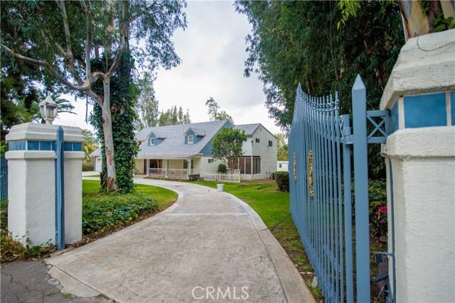 واحد منزل الأسرة للـ Sale في 644 S Peralta Hills Drive 644 S Peralta Hills Drive Anaheim Hills, California 92807 United States