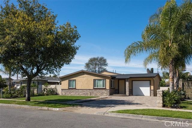 Single Family Home for Sale at 2218 Rosewood Avenue S Santa Ana, California 92707 United States