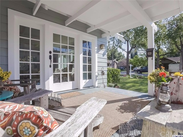 Single Family Home for Sale at 803 Michigan Avenue N Pasadena, California 91104 United States