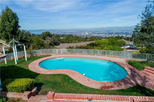 6 El Concho Lane Rolling Hills, CA 90274 - MLS #: PV18023014