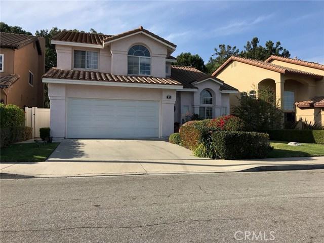 11 Brooktree Aliso Viejo, CA 92656 - MLS #: OC17279224