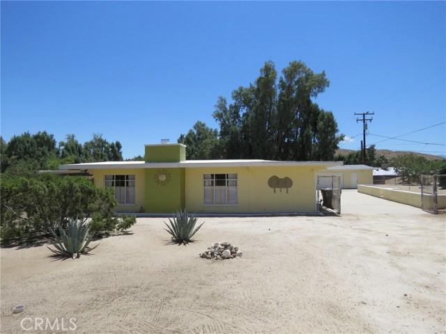 49819 Park Av, Morongo Valley, CA 92256 Photo