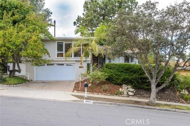26823 Hyte Road, Rancho Palos Verdes CA 90275