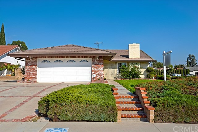 202  Centinary Drive, Walnut in Los Angeles County, CA 91789 Home for Sale