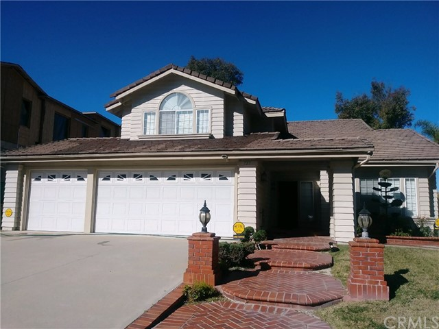 727  Laurelwood Way, Walnut in Los Angeles County, CA 91789 Home for Sale