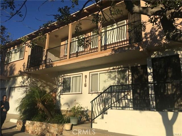 916 PATTON, San Pedro, California 90731, ,Residential Income,For Sale,PATTON,SB19241794