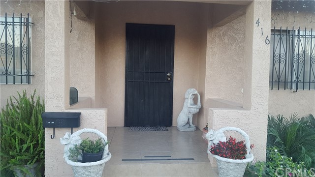 416 31St Street, Los Angeles, California 90011