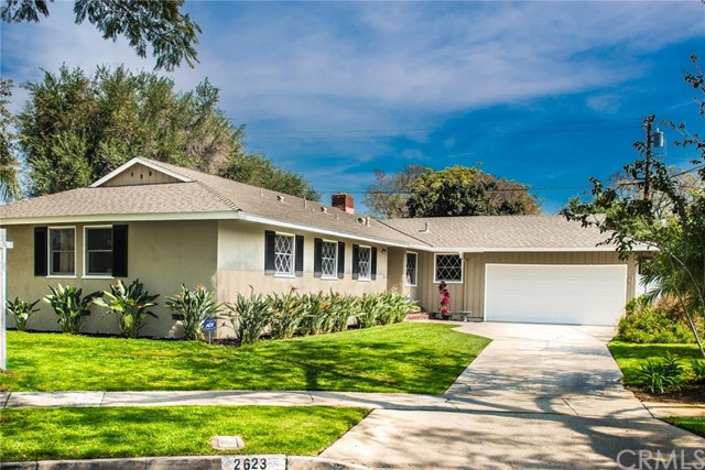 Single Family Home for Sale at 2623 Freeman St Santa Ana, California 92706 United States