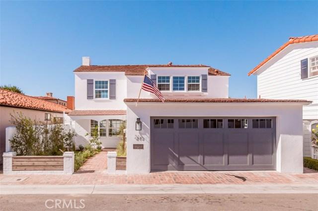 213 Via Mentone, Newport Beach, CA, 92663