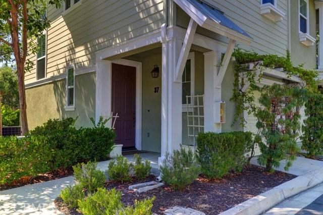 37 Triad Lane Ladera Ranch, CA 92694 - MLS #: OC17185905