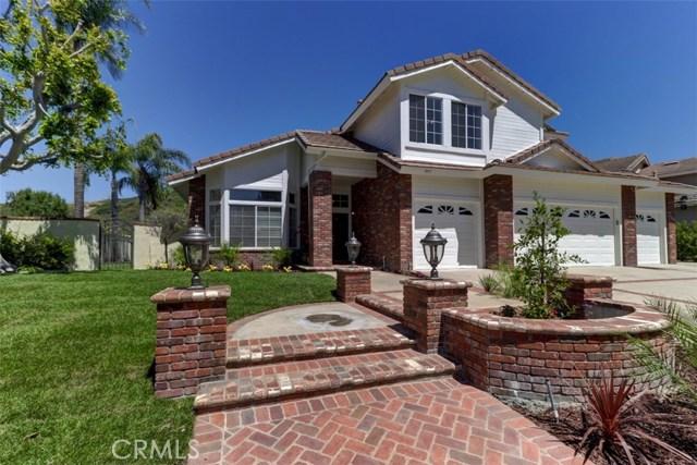 7677 E Bridgewood Drive, Anaheim Hills, California