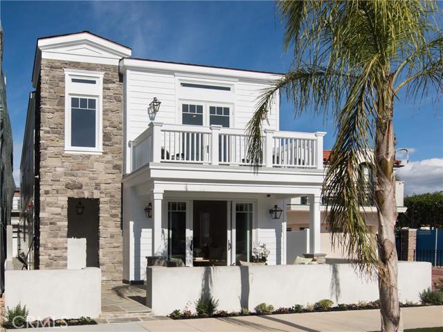 Single Family Home for Sale at 1508 East Balboa Blvd St 1508 Balboa Blvd Newport Beach, California 92661 United States