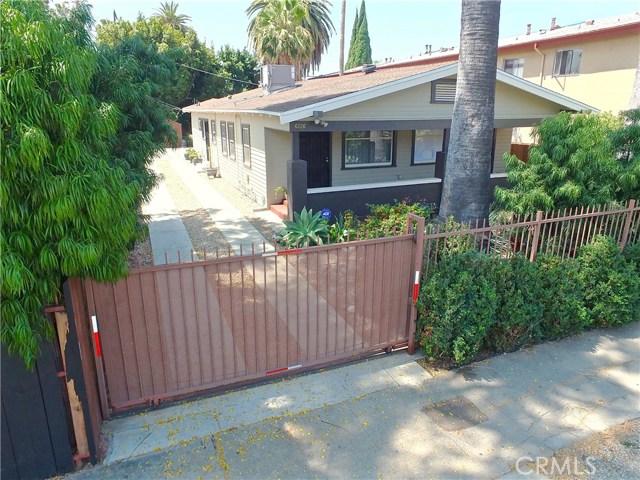 Single Family for Sale at 6226 Lexington Avenue Hollywood, California 90038 United States