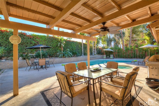 3169 Anzuelo Circle Palm Springs, CA 92264 is listed for sale as MLS Listing 216033190DA