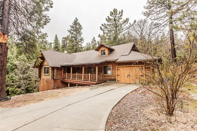 Single Family Home for Sale at 29332 Hook Creek Road Cedar Glen, California 92321 United States