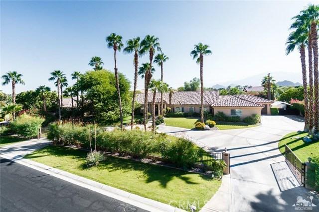 Single Family Home for Sale at 78801 Starlight Lane 78801 Starlight Lane Bermuda Dunes, California 92203 United States